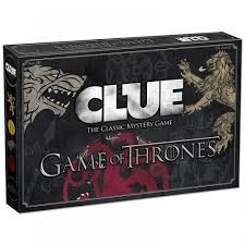 A Game of Thrones - Clue